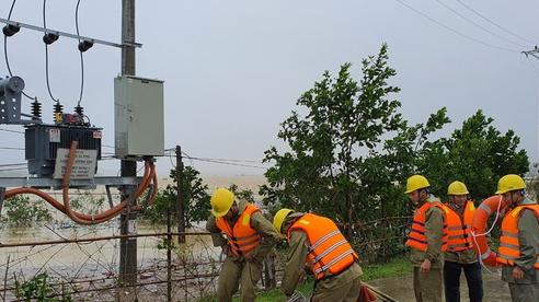 Công ty Điện lực Hà Tĩnh: Tình hình khôi phục cung cấp điện đến thời điểm hiện tại