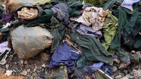 Thông tin chi tiết về tang lễ 22 quân nhân Đoàn Kinh tế - Quốc phòng 337