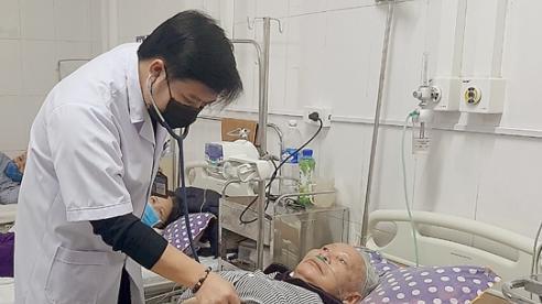 Hà Tĩnh: Sẵn sàng tiếp nhận, cấp cứu cho  bệnh nhân trong mưa lũ
