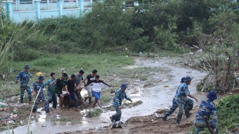 Khánh Hòa kiên quyết sơ tán dân khỏi nơi nguy hiểm