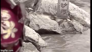 Lưu Sa Hà: Con sông dài 1287 km, con yêu quái 'chuyên uống máu ăn thịt' và sự nhầm lẫn tai hại trong Tây Du Ký