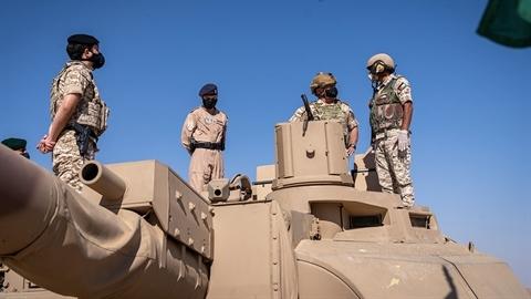 Jordan đã nhận miễn phí xe tăng Leclerc