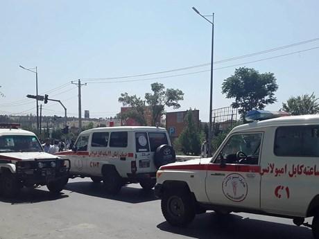 Giẫm đạp tại miền Đông Afghanistan, 15 người thiệt mạng
