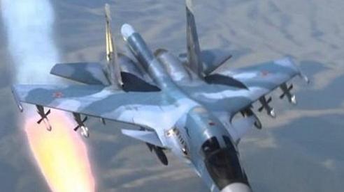 Nga không kích xé nát đoàn xe thiết giáp của phiến quân tại Tây Bắc Syria