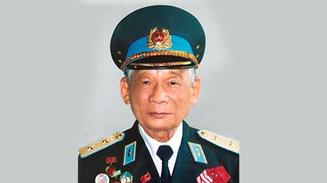 Trung tướng Hoàng Ngọc Diêu từ trần