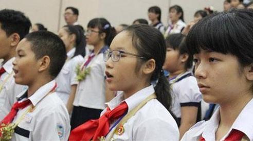344 thiếu nhi tham dự Đại hội Cháu ngoan Bác Hồ toàn quốc