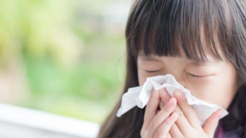 Dấu hiệu bệnh cúm ở trẻ em