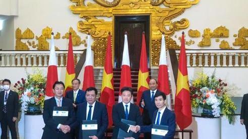 Những doanh nghiệp 'trúng' dự án điện khí LNG 'khủng' trong dịp Thủ tướng Nhật Bản thăm Việt Nam