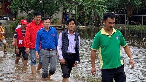 PVFCCo khẩn cấp cứu trợ đồng bào vùng lũ miền Trung