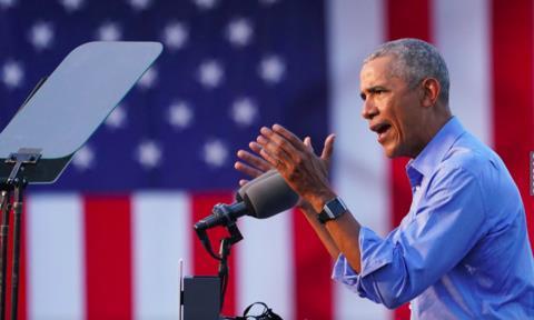 Obama chỉ trích Trump kịch liệt trước thềm bầu cử