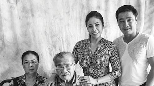 NSND Lý Huỳnh, cha ruột diễn viên Lý Hùng qua đời ở tuổi 78