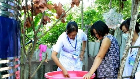 30/30 quận, huyện Hà Nội đều ghi nhân số ca mắc sốt xuất huyết