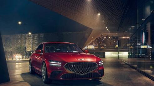 Genesis công bố chi tiết G70 2021: Xe sang của người Hàn tham vọng đấu BMW 3-Series và Mercedes C-Class