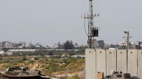 Israel phát hiện đường hầm xuyên biên giới nghi của phiến quân Hamas dài tới 65 km, bắt đầu từ Dải Gaza