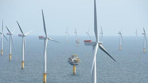 Bình Định chấp thuận cho Tập đoàn Đức PNE đầu tư dự án điện gió trên biển 1,5 tỷ USD