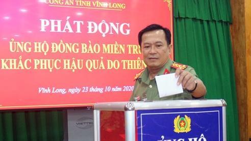 Các tỉnh miền Tây quyên góp hàng tỷ đồng ủng hộ đồng bào miền Trung