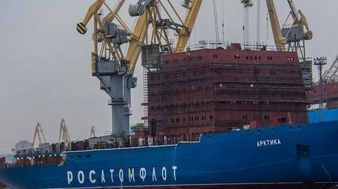 Xem tàu phá băng 'mạnh nhất thế giới'