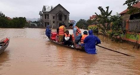Australia viện trợ cho Việt Nam để ứng phó với thiên tai