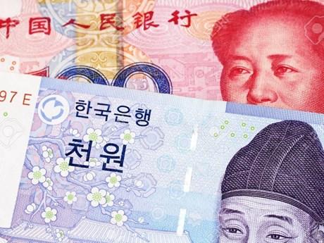 Trung Quốc-Hàn Quốc gia hạn thỏa thuận hoán đổi tiền tệ gần 60 tỷ USD