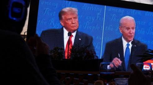 Tiếp cận của Mỹ về châu Á 'nóng' trong tranh luận Tổng thống Trump và cựu phó Tổng thống Biden