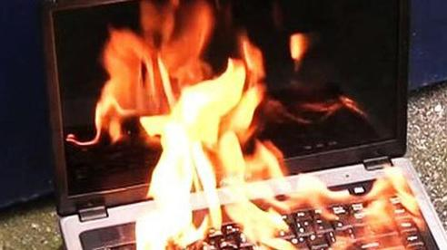 Từ vụ laptop phát nổ khiến 3 học sinh bị thương, chuyên gia khuyến cáo những gì?