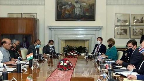 Mỹ - Ấn Độ đạt bước tiến quan trọng trong hợp tác quốc phòng