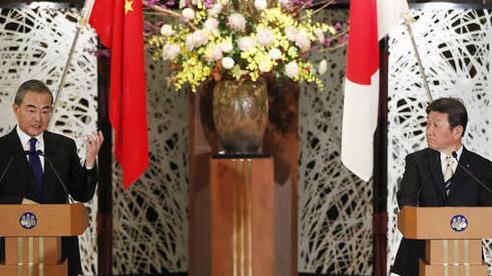 Nhật – Trung vẫn 'né' nhắc tới chuyến thăm của ông Tập Cận Bình