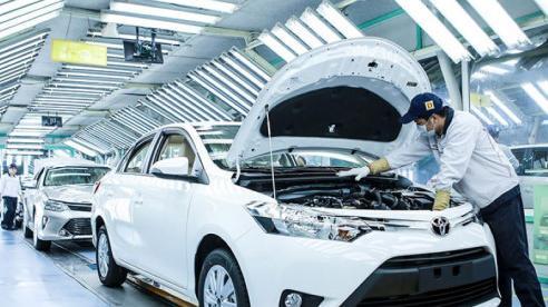 Bộ Tài chính đề xuất không gia hạn giảm 50% phí trước bạ ôtô