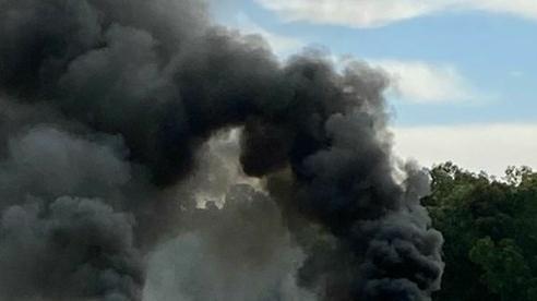Máy bay huấn luyện của Israel gặp nạn, cả học viên và người hướng dẫn tử vong