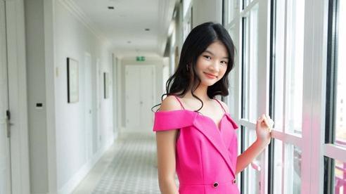 Con gái Trương Ngọc Ánh nhận nhiều lời mời quảng cáo ở tuổi 12