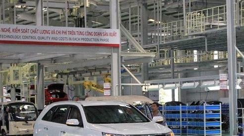 Đề xuất không kéo dài chính sách giảm 50% phí trước bạ với xe lắp ráp