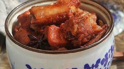 Dùng nồi cơm điện làm món sườn kho không dầu không ngán ngấy ăn với cơm là số 1!