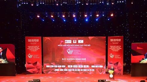 Khai mạc Ngày hội Đổi mới sáng tạo Thủ đô
