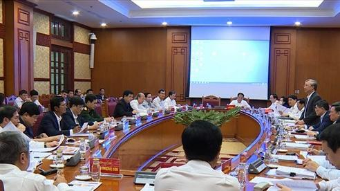 Bảo đảm tiến độ chuẩn bị phục vụ Đại hội XIII của Đảng