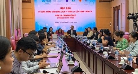 Mối lo từ tình trạng kháng kháng sinh đang ở Việt Nam
