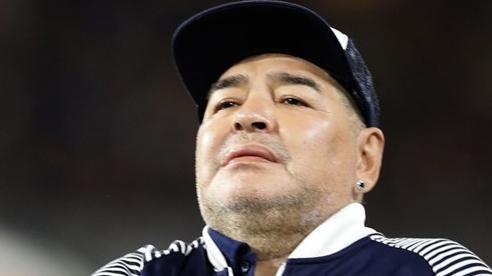 Chủ tịch Nguyễn Hữu Thắng: 'Ông Diego Maradona ra đi đột ngột quá'