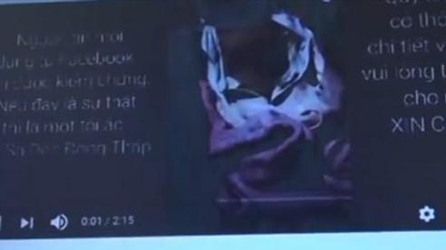 Sự thật về đoạn clip bé gái 4 tháng còn thở được đưa đến lò hỏa táng