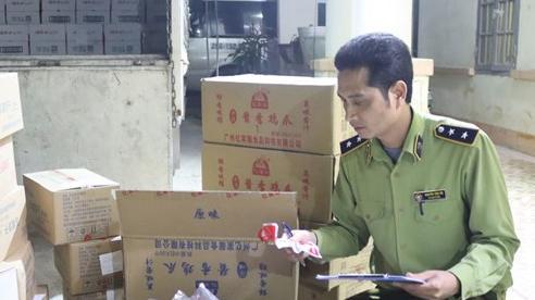 Chầu nhậu toàn hàng Tàu: 6.000 túi chân gà, gần 1.000 lon bia Trung Quốc