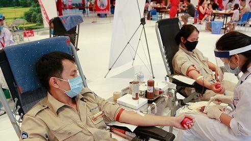 Người Việt hiến máu thường xuyên thấp so với nhiều nước