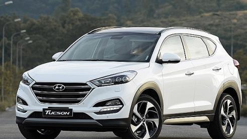 Giá xe ôtô hôm nay 26/11: Hyundai Tucson dao động từ 799-940 triệu đồng