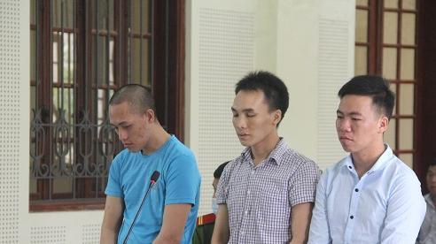 Nước mắt muộn màng của 3 thanh niên lĩnh án tử vì vận chuyển hơn 30kg ma túy