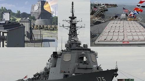 Bỏ Asore, Nhật chi 4,8 tỷ dollars cho 2 chiến hạm Aegis