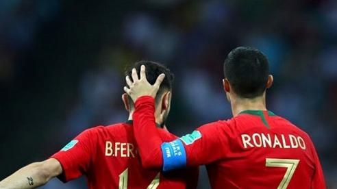 Solskjaer: Bruno Fernandes rất giống Ronaldo ở MU