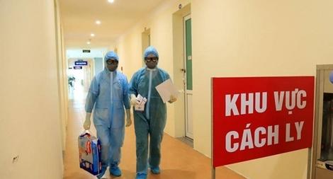 Thêm 2 công dân về từ Nhật Bản nhiễm COVID-19