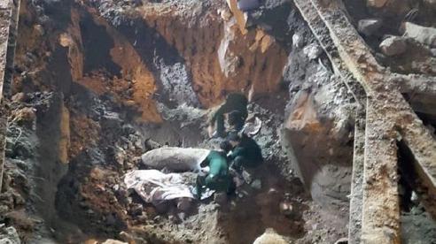 Bộ Tư lệnh Thủ đô thông tin về vụ phát hiện quả bom ở phố Cửa Bắc