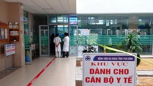 Các trường hợp F1 với ca tái dương tính SARS-CoV-2 ở Thái Bình có kết quả âm tính