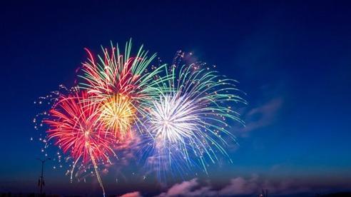Hói xoáy đáp xoay: Đố bạn biết pháo hoa hoạt động như thế nào?