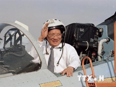 Đại tướng Lê Đức Anh với cách mạng Việt Nam và quê hương TT-Huế