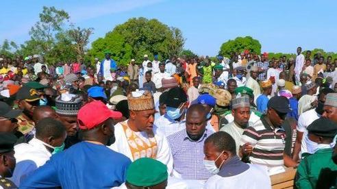 Hàng trăm người thiệt mạng trong vụ thảm sát đẫm máu tại Nigeria