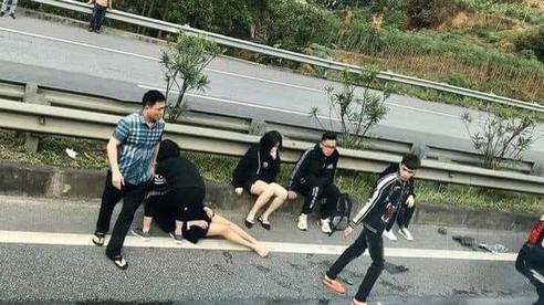 Nữ cán bộ Tỉnh ủy Yên Bái tử vong trong vụ xe Limousine đâm vào xe container trên cao tốc Nội Bài - Lào Cai